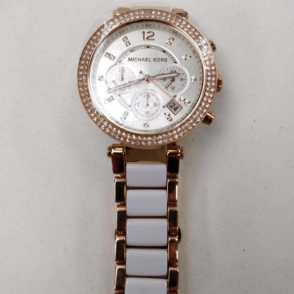 0ae235197da Michael Kors MK5774 Womens Parker Wrist Watches. M 5adf91502c705d7bac8bbf72